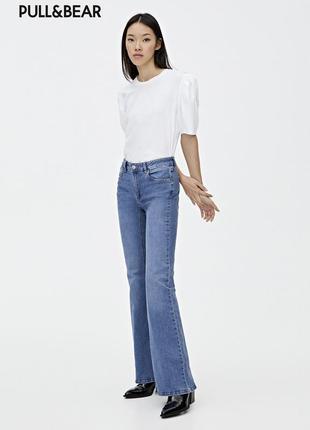 Новые актуальные джинсы pull&bear