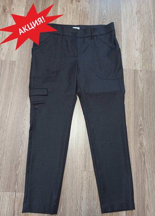 Классические брюки brunello cucinelli оригинал италия