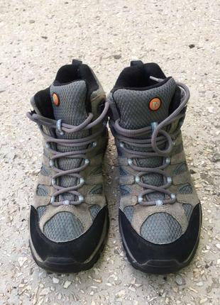 Ботинки треккинговые merrell, размер 41