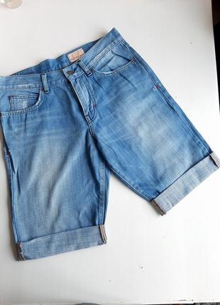 Шорты джинсовые мужские calvin klein бриджи