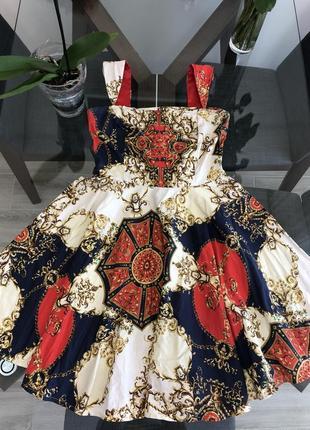 Дизайнерское платье kuchugova anastasiya