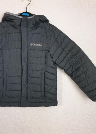 Демисезонная куртка columbia 4-5 лет