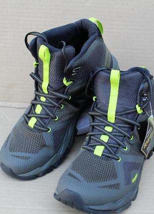 Ботинки merrell mqm flex mid gore-tex walking boots j48937 мембрана оригінал