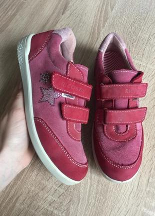 Ricosta sympatex 33 р кожа кросівки, мокасини, туфлі/ кроссовки, туфли, мокасины
