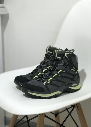 Трекинговые ботинки lowa innox grx mid
