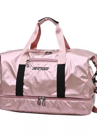 Большая спортивная сумка для фитнеса, дорожная спортивная сумка