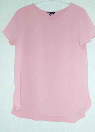 🌺пудрового блуза бренда new look