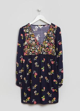 Милое цветочное платье туника falmer heritage matalan