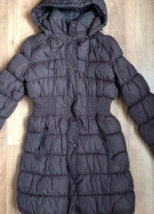 Зимнее пальто(пуховик)