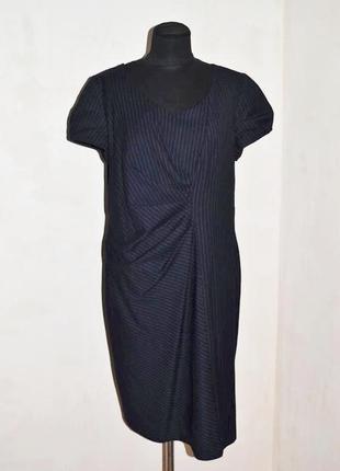 John lewis стильное платье, полоска