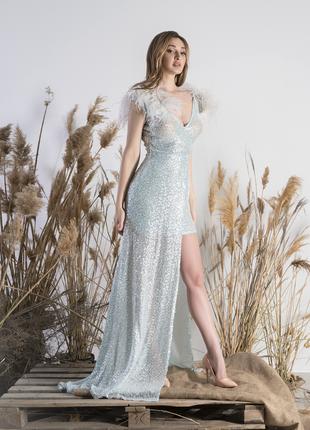 Вечернее платье j'adore
