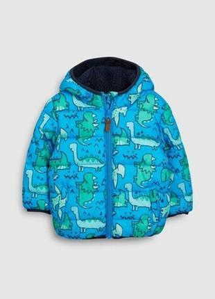 Теплая демисезонная куртка next
