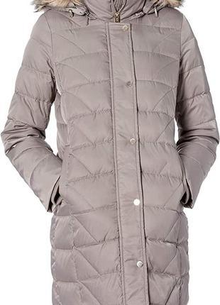 Зимнее пальто куртка на пуху andrew mars размер l
