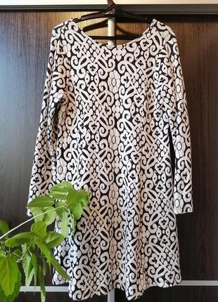 Шикарное платье сукня, натуральный состав от marks&spencer.