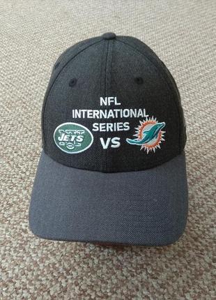 New era nfl new york jets vs. miami dolphins кепка бейсболка оригинал