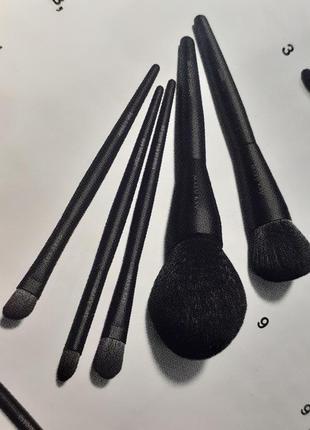 Косметические наборы кистей для макияжа