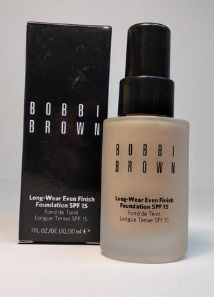 Тональный крем bobbi brown long-wear