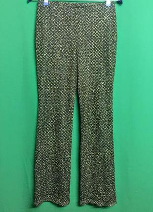 Клубные брюки с сеточкой express brand