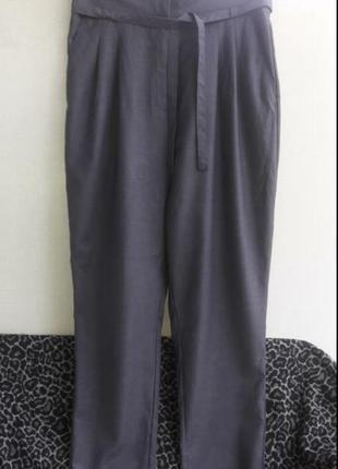 Шикарные брюки с поясом