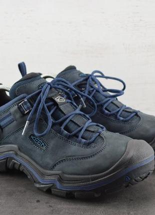 Ботинки keen wanderer. кожа, непромокаемые. размер 42