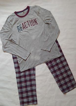 Пижама мужская, домашний костюм smart fit