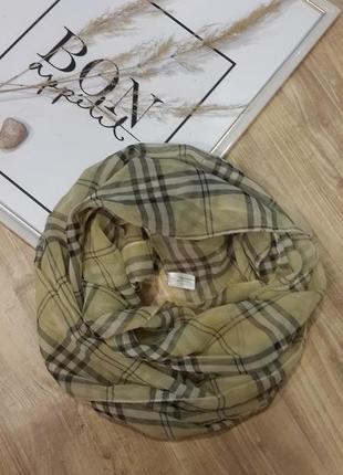 Легенький шарф в клітку provea