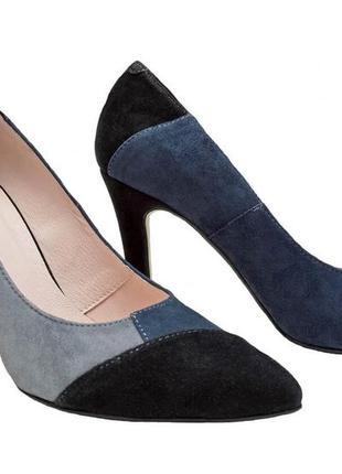 Туфли-лодочки новые кожаные, удобные, красивые и качественные. модель номер:178.