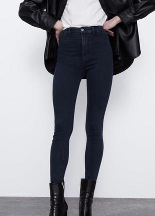 Джеггинсы zara джинсы женские