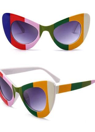 Сонцезащитные очки 2020 трендовые очки хит