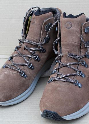 Ботинки merrell ontario suede mid j65393 натуральна замша оригінал
