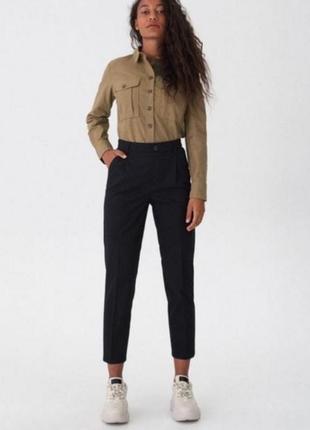 Распродажа ❣️классические брюки на завышенной посадке