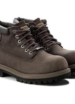 Оригинальные мужские ботинки skechers trapery verdict (4442 char)