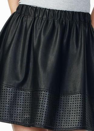 Черная юбка от аrmani exchange. оригинал. размер l и xl. распродажа !