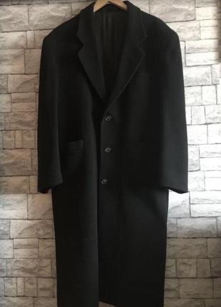 Кашемировой мужское пальто