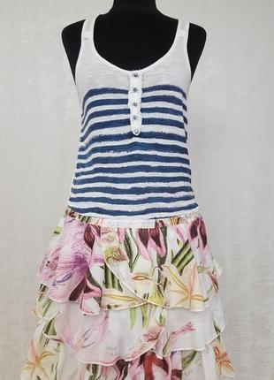 Desigual летнее платье