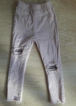 Модные джегинсы