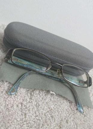 Фирменные очки оправа.