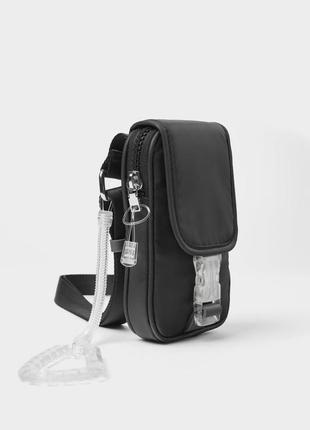 Барсетка  , сумка , телефон  ,zara , man