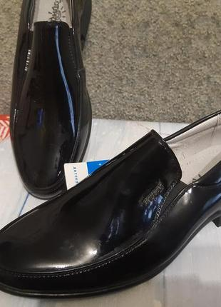 Туфли для мальчика в школу.