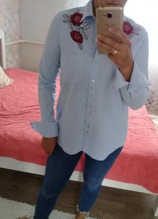 Нова рубашка від zara4 фото
