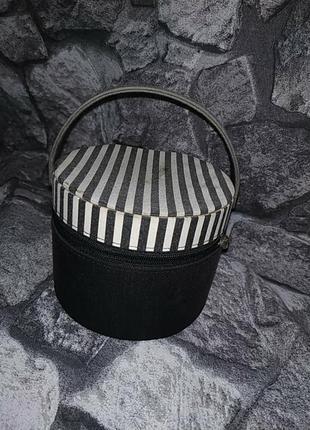 Обтянутый тканью бокс для украшений шкатулка m&s