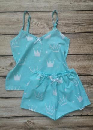 Красивая пижамка для девочки. детская пижама