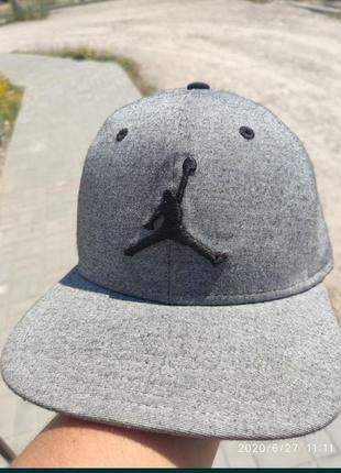 Снепбек, бейсболка, кепка jordan