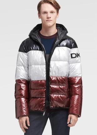 Зимняя куртка donna karan new york оригинал
