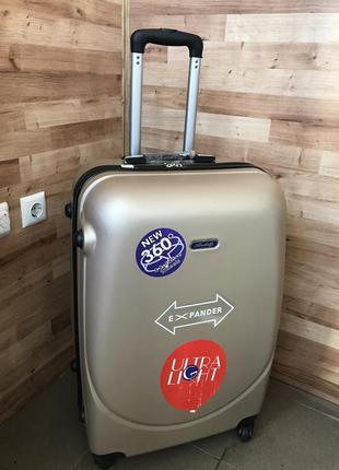 Большой чемодан ))