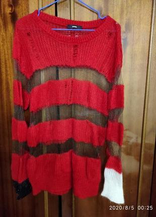 Бомбезный свитерок