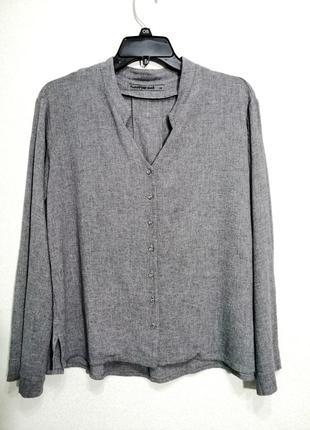 Полушерсяная рубашка, m