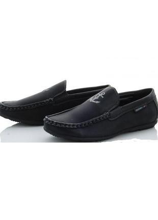 Демисезонные мокасины туфли 33-38р