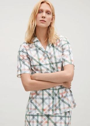 Рубашка cos - размер 40