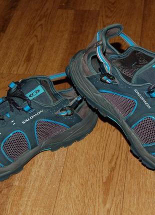 Кроссовки сандалии 42 р salomon